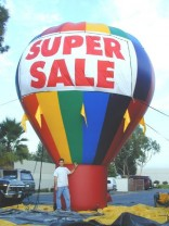 Advertising Balloons, Roof Top Balloons | Texas Ad Balloons