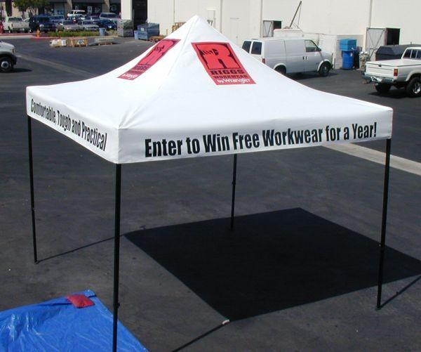 Pop-up Promotional Tents