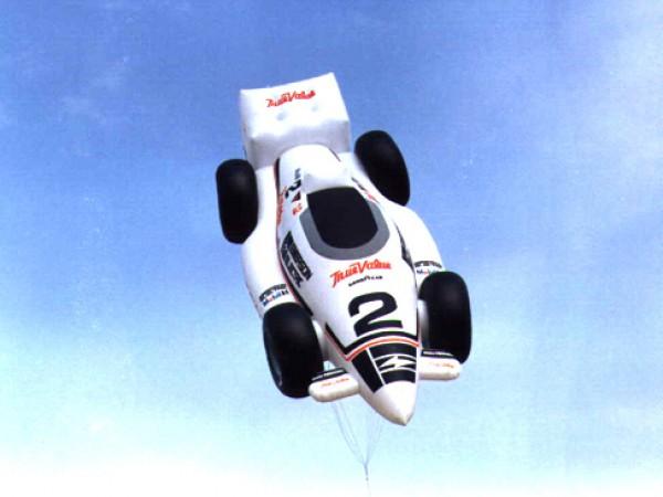 Helium Custom Race Car